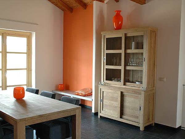 Casa Grande - Casa Albicocca - Woonkamer