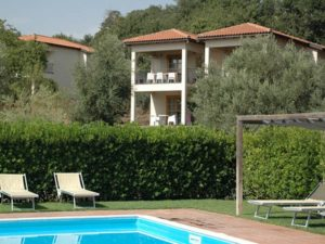 Casa Grande - Tenuta Madonnina - Vakantiehuis Sicilië met zwembad