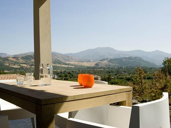 Casa Piccola - Buiten Uitzicht Terras