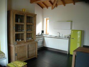 Casa Piccola - Casa Olive - Keuken