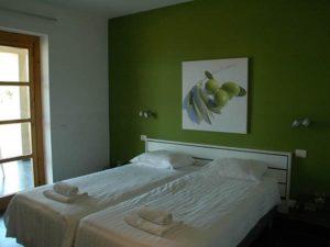 Casa Piccola - Casa Olive - Slaapkamer Bed