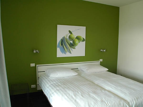 Casa Piccola-Casa Olive-Schlafzimmer