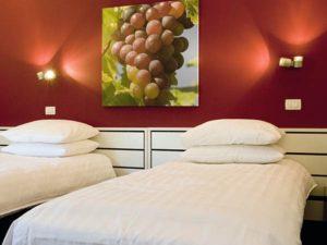 Casa Superiore - Mascelese - Slaapkamer Bed