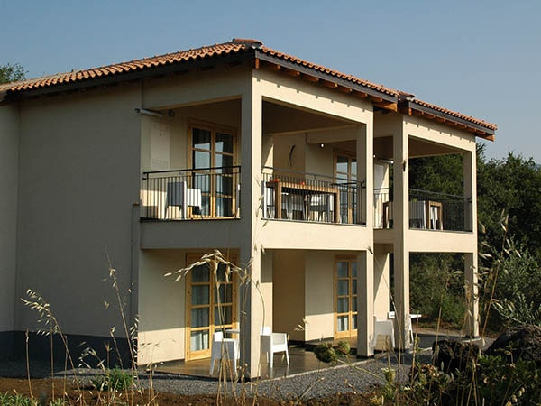Casa Superiore - Tenuta Madonnina - Villa op Sicilie Nederlandse eigenaar