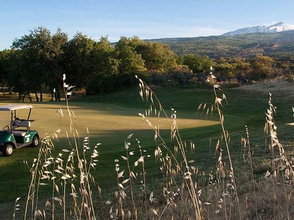 Golf Etna - Tenuta Madonnina