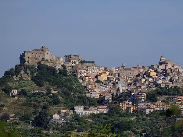 Omgeving Sicilie Vakantiehuis - Castiglione - Tenuta Madonnina