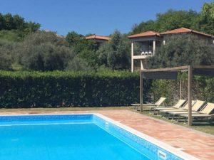 Tenuta Madonnina - Vakantiehuis Sicilië Etna Prive Zwembad