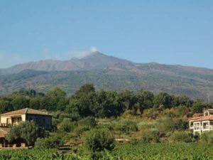 Tenuta Madonnina - Vakantiehuis Sicilië aan de voet van de Etna