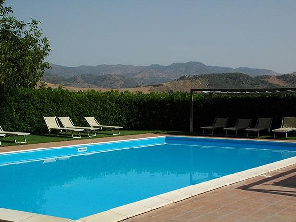 Vakantiehuis Sicilie Zwembad - Tenuta Madonnina