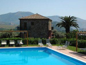 Vakantiehuis Sicilie met Prive Zwembad - Tenuta Madonnina