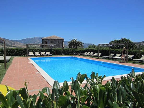 Vakantiehuis Sicilie met Zwembad - Tenuta Madonnina