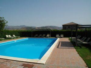 Vakantiehuizen Sicilie Etna Zwembad - Tenuta Madonnina