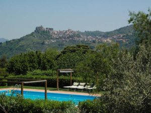 Vakantiehuizen Sicilie Zwembad - Tenuta Madonnina