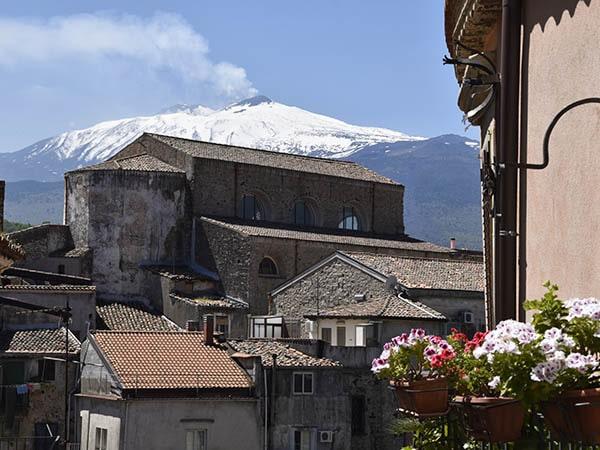 Castiglione en Etna - Tenuta Madonnina - Vakantiehuis Sicilie