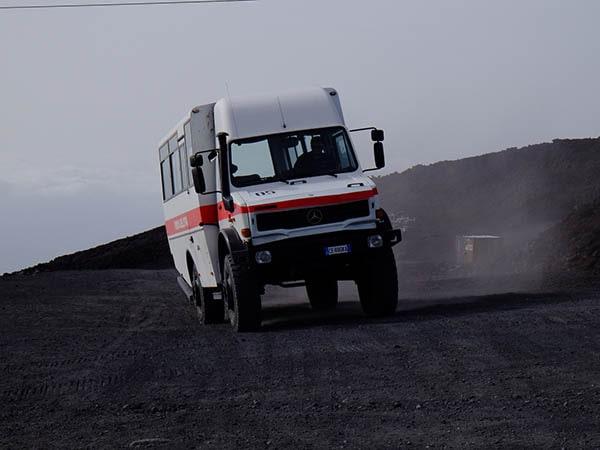 Etna Vrachtwagen - Tenuta Madonnina - Vakantiehuis Sicilie