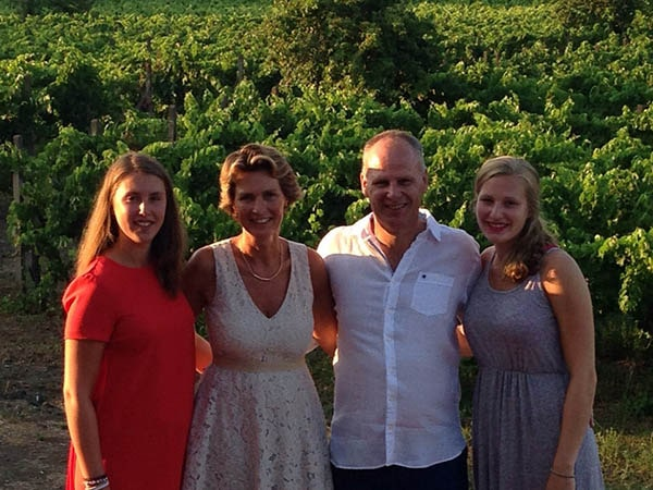 Familie Boelen Sicilie - Tenuta Madonnina - Vakantiehuis Sicilie