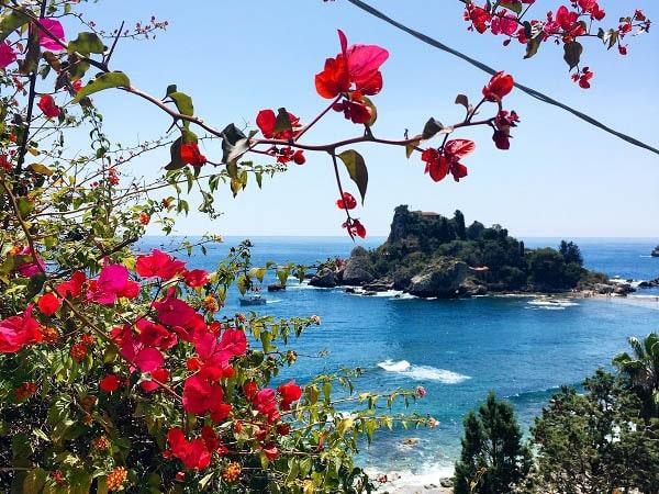 Isola Bella Taormina Sicilie - Tenuta Madonnina - Vakantiehuis Sicilie