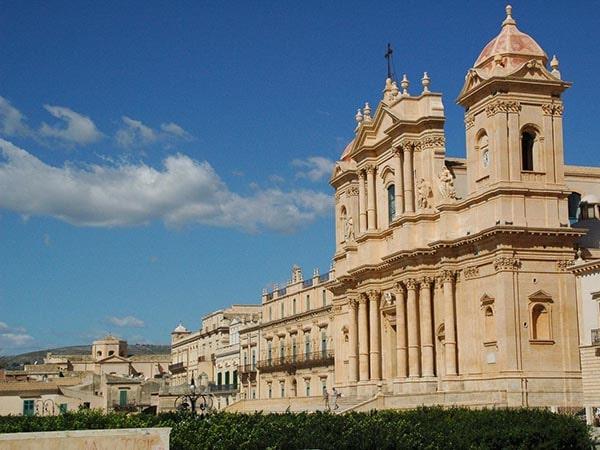 Noto - Tenuta Madonnina - Vakantiehuis Sicilie