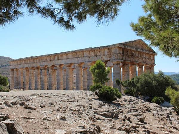 Segesta - Tenuta Madonnina - Vakantiehuis Sicilie