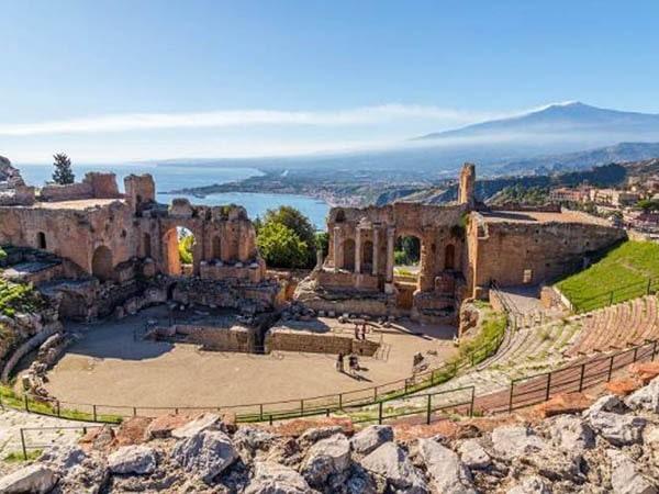 Taormina Grieks Theater - Tenuta Madonnina - Vakantiehuis Sicilie