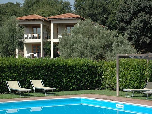 Vakantiehuis met Zwembad - Tenuta Madonnina - Vakantiehuis Sicilie