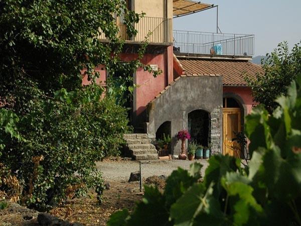 Tenuta Madonnina - Casa Colonica voorzijde