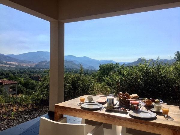 Tenuta Madonnina - Casa Piccola ontbijt