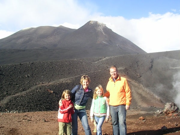 Tenuta Madonnina - Familie op de Etna 2005