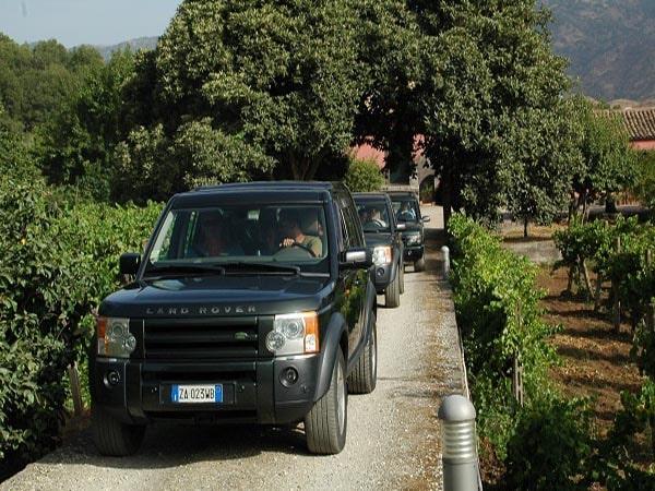 Tenuta Madonnina - Jeep excursie vanaf Tenuta Madonnina