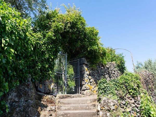 Tenuta Madonnina - Villa Etna entree
