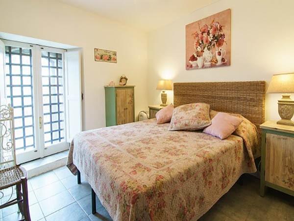 Tenuta Madonnina - Villa Etna slaapkamer 1