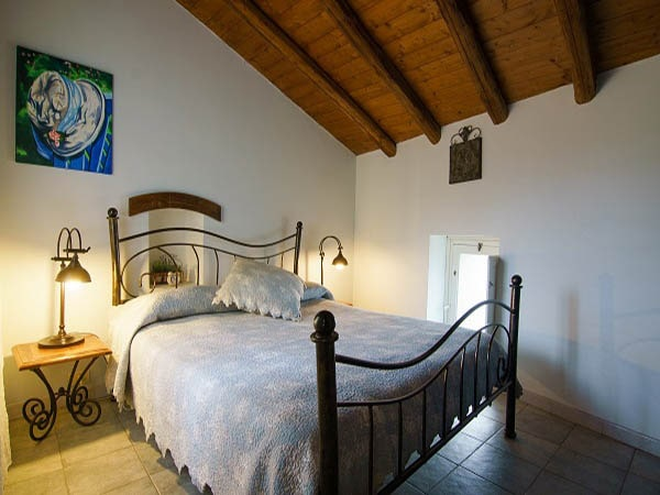 Tenuta Madonnina - Villa Etna slaapkamer 3