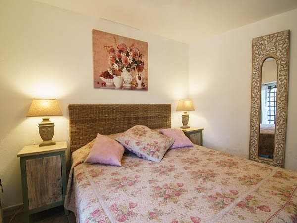 Tenuta Madonnina - Villa Etna slaapkamer Roze