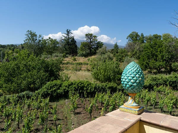 Tenuta Madonnina - Villa Etna view