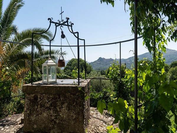 Tenuta Madonnina - Villa Etna waterput