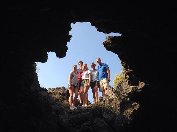 Tenuta Madonnina - gezin Etna liggend