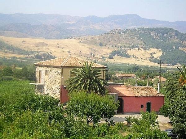 Tenuta Madonnina - huis vanaf boven