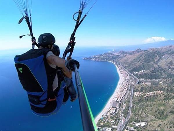Tenuta Madonnina - paragliding Letojanni
